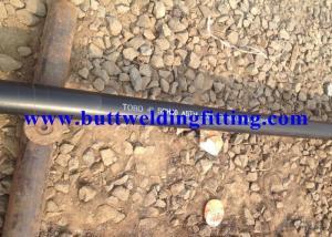 China Polegada redonda de aço inoxidável OD da tubulação 6 da tubulação padrão de ASTM A335 on sale