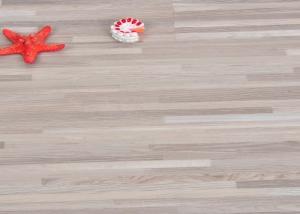 China Residential Waterproof Laminate Vinyl Flooring , Waterproof Vinyl Flooring For Bathrooms on sale