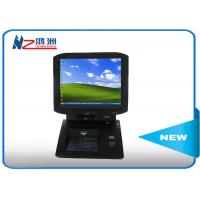 All In One Self Service Terminal Kiosk Touch Screen Information Kiosk Stand