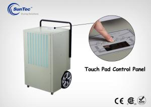 China Dry Air Whole House Dehumidifier Condensate Pump Built In With Clear LCD Display on sale