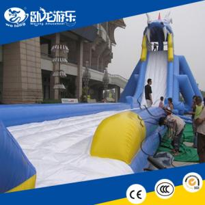 China Professional supplier giant inflatable slide, giant inflatable water slide for adult, inflatable jumping slide on sale