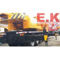 XCMG hydraulic truck crane mobile Crane jib crane QY130K construction machinery