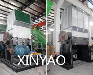 China Automatic Plastic Crushing Machine 75KW , Plastic Shredder Machine on sale