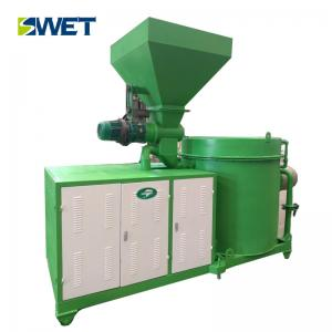 China hot sales wood pellet biomass industrial burner for Industrial boiler on sale