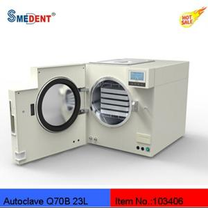 China Class B 23L Dental Autoclave for dental clinic on sale