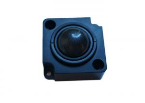 China 25.mm Black Optical Trackball Module With Quadrature Output for IPC on sale