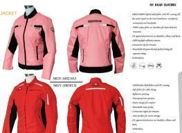 China MotorbikeJacket on sale