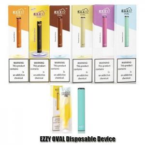 China EZZY OVAL Pods Cartridge System Vaporizers on sale