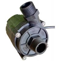 12V / 24V Brushless DC Mini Centrifugal Water Pump With Constant Flow Controlling