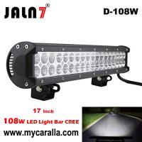 108W LED Work Light Off Road Lighting, Exterior Lighting, Construction Lighting