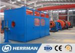 Flat Steel Tape Armouring Machine Of Submarine Fexible Pipe Production Line
