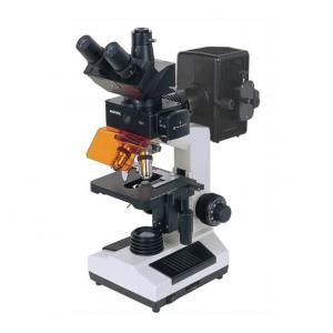 China FLUORESCENT MICROSCOPE WITH CCD AND CAMERA on sale