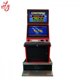 China Dragon Riches Lightning Link Slot Machine Casino Video Gambling on sale