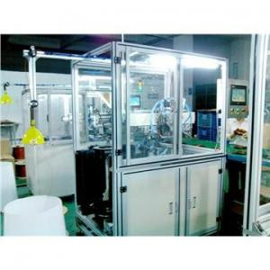 China Automated Winding Machine Production Equipment With Electromagnetic Oven on sale