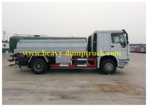 China 4x2 howo new oil tank truck 10 CBM heavy fuel oil tanker for sale on sale