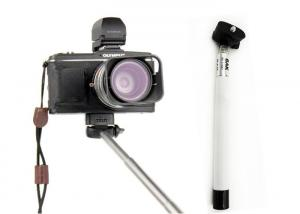 China Telescopic Digital Camera Monopod Camera Selfie Sick With Bluetooth Shutter on sale