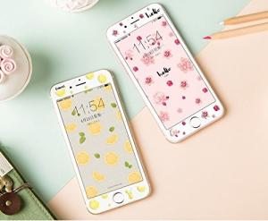 China Self Healing Cute Colored Screen Protector Fingerprint 99% Transparency on sale