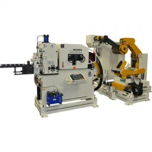 China Electronic Parts Nc Servo Feeder Automatic Stamping High Precision on sale