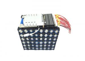 China 8S10P 25.6V 60Ah 32650 Battery Pack , LiFePO4 Lithium Ion Battery For Solar Street Light on sale