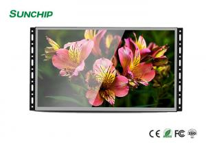 China LVDS Interface Open Frame LCD Display TFT Controller Capacitive Touch Screen on sale