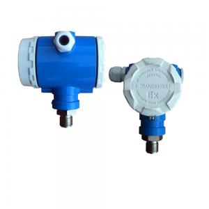 China Explosion Proof Smart Pressure Transmitter with LCD Indicator , Oem Pressure Sensor on sale