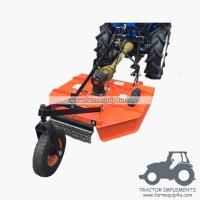 6RCM - 3Point Tractor Mounted Rotary Cut Mower with PTO shaft driven CE Approved
