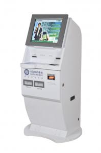 China OS Window XP2003, Account Inquiry / Transfer Prepaid Phone Card Dispensing Kiosk S806 on sale