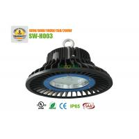 0 - 10V Dimmable Mean Well 200w UFO LED High Bay 200 Watt Low URG Without Glare