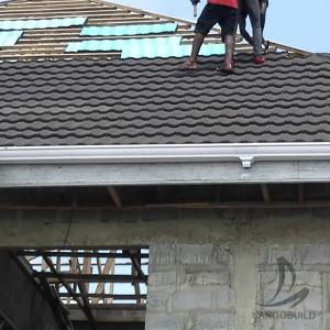 Residential House Roofing Materials Steel Roof Sheet Price Corrugated Galvanized Zinc Steel Roof Price Philippines For Sale Stone Coated Metal Roof Tile Manufacturer From China 107936877
