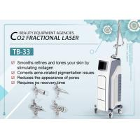 10600nm Co2 Fractional Laser Machine For Acne Scars / Wrinkle Removal