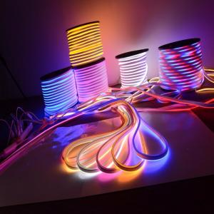 China High quality 360 Degree outdoor Decoration waterproof LED Neon rope light on sale