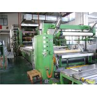 High Speed Automatic 4 Roll Calender Machine For PVC Leatheroid Different Width