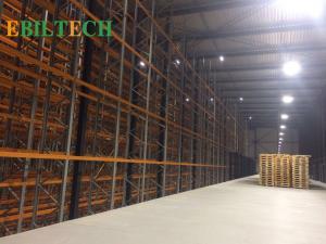 China Industrial Shelving  Narrow Aisle Racking Very Narrow Aisle Racking Crossbeam Type on sale