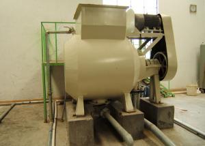 China Paper Pulp Molding Horizontal Hydrapulper for Egg Tray / Carton / Dishware on sale