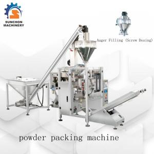 China High Performance  , Stable Running Full Automatical Powder Weigh Fill Machine on sale