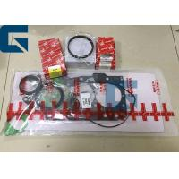 YANMAR 3D82 Excavator Accessories / Con Rod Bearing 3D82 Full Gasket Kit