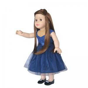 China 18 inch lace doll clothing / american girl doll clothes wholesale on sale