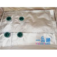 China 5l 20l 220l Full Aluminum Foil Aseptic Bags For Fruit Paste , Jam , Paste Empty Bag In Box on sale
