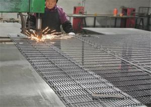 anti-climb 358 high security welded wire mesh fence for sale