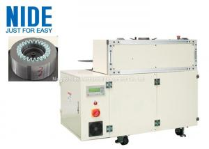 China Stator Slot Insulation Paper Insertion Machine For Induction Motor Single Working Station on sale