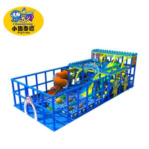 China Large Childrens Indoor Play Equipment , Indoor / Outdoor Kids Soft Play Equipment on sale
