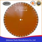 600mm Laser Welded Diamond Saw Blade Reinforced Concrete Cutting Disc