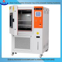 Programmable Touch Screen Temperature Humidity Climatic Environmental Test Chamber Price
