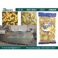 Fully Automatic Macaroni Production Line , Pasta Making Machine / Equipement