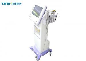 China 5 in 1 Oxygen Skin Treatment Machine Hydrafacial Microdermabrasion Ultrasonic on sale