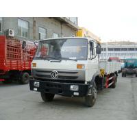 10T Dongfeng EQ5161JSQ with 5T Truck Crane,5T XCMG Crane,10T Truck Crane