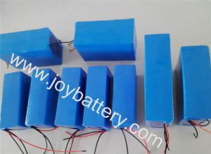 Quality 24V 36V 48V 10Ah 15Ah 20Ah li ion rechargeable electric golf cart battery with for sale