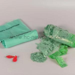 China 100% Biodegradable Compostable Bag Supplier on sale
