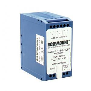 China Rosemount™ 333 HART® Tri-Loop™ Signal Converter on sale