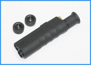 China 200X Magnification Handheld Micro Fiber Inspection Scope SC APC Adapter on sale